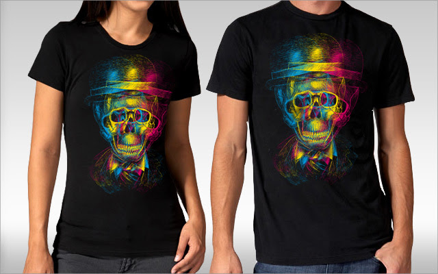 VonMonkey tee- for one day only!