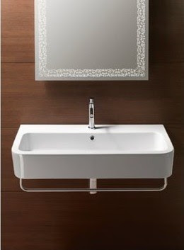 Ceramic Wall Mounted Sinks - A Great Alternative For A Modern Bathroom