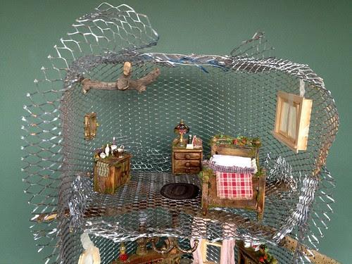 Tutorial: Fairy House Tree House