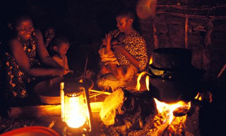 Indoor pollution due to cooking open fire : Kagera, Tanzania