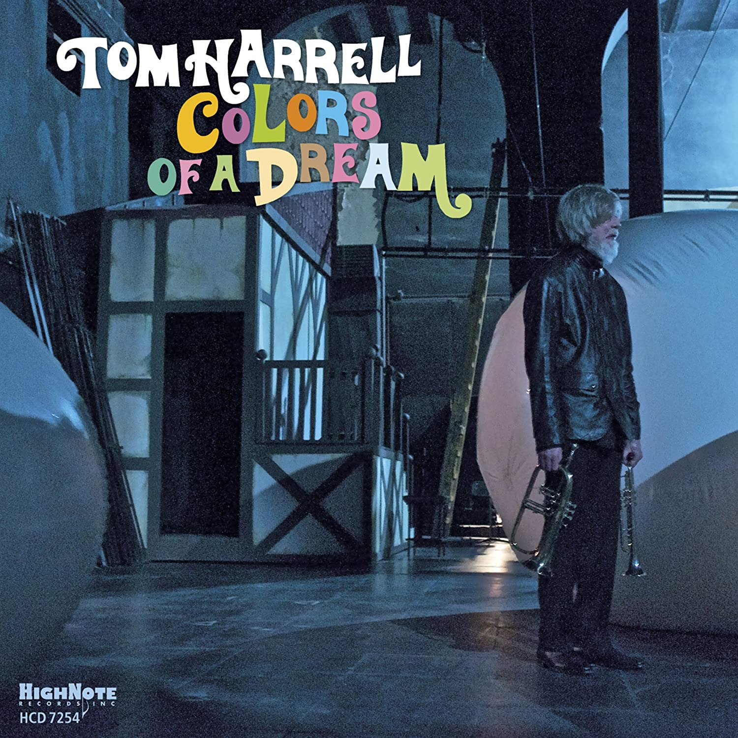 Tom Harrell - Colors Of A Dream cover