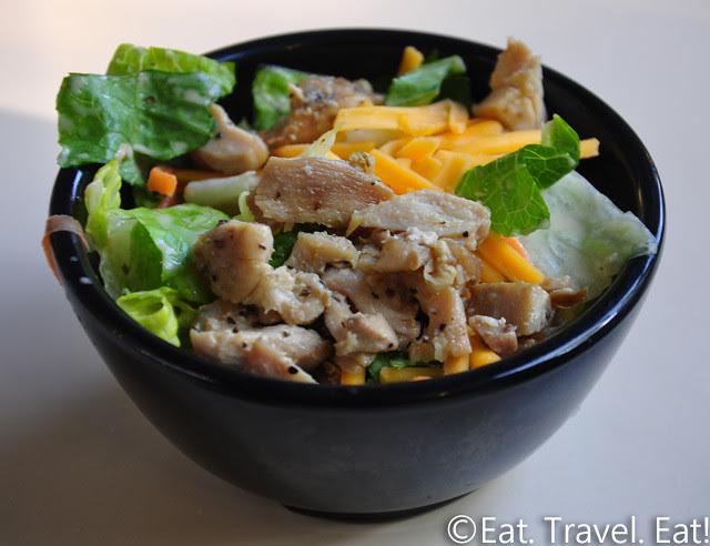 UC Irvine Pippin Commons- Irvine, CA: Chicken Salad