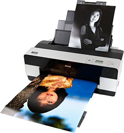 Epson 3880 by Ron Martinsen
