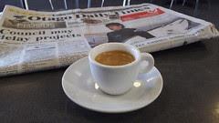 Espresso + Paper