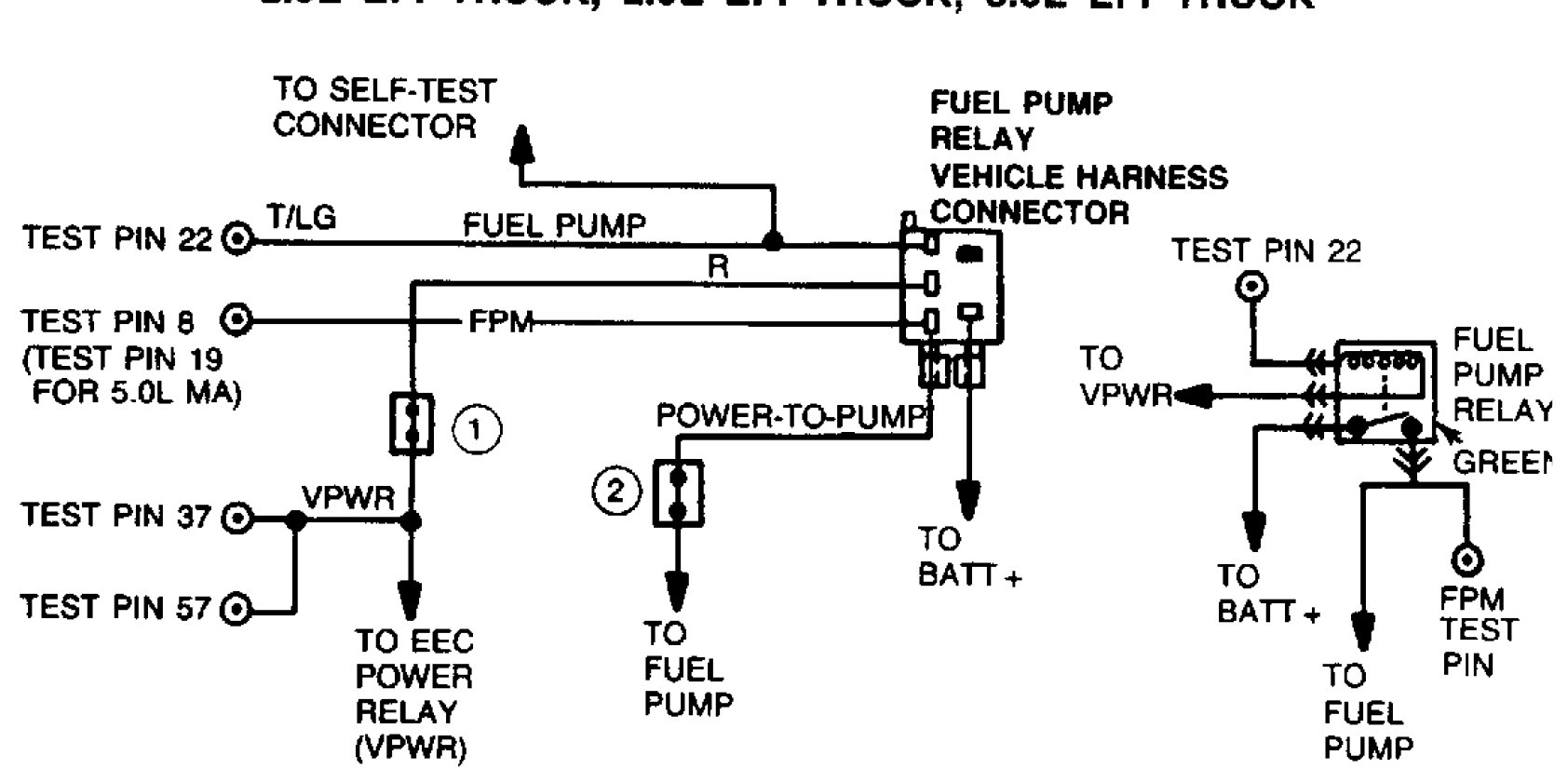 94 Ford F150 Fuel Pump Wiring Diagram | 2002 F150 Fuel Pump Wiring Harness |  | Formula F 1 Results