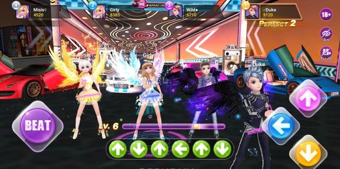 chơi game 2 dance cho pc