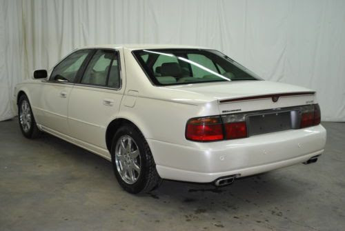 Find used 02 Cadillac Seville STS No Reserve in ...