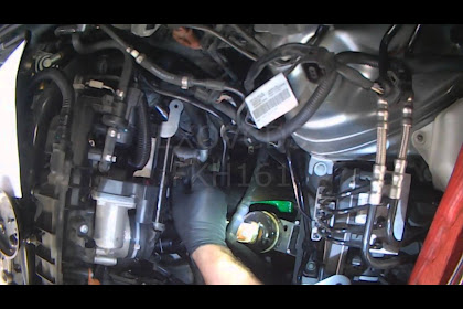 2006 Audi A4 Oil Filter Housing Replacement
