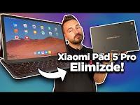 Türkiye'de ilk! Xiaomi Mi Pad 5 Pro elimizde! GECE YARISI ACİL VİDEO 🔥 - ShiftDelete.Net