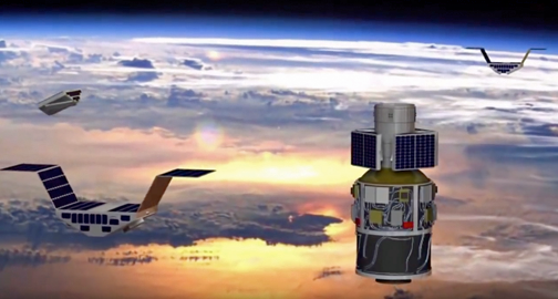 Image result for Smallsat Technology From Draper Of Benefit To NASA