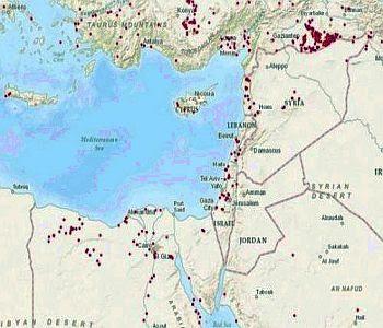 Palestine fires