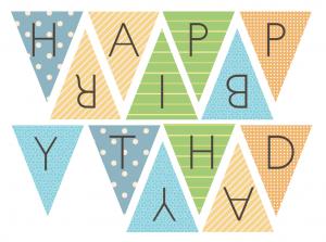 birthday banner girls printables - Google keresés   Printables ...