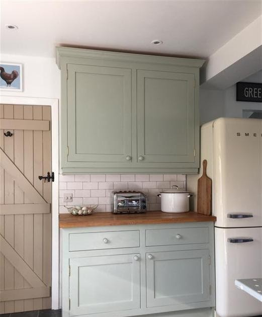 Farrow And Ball Kitchen Cabinets: Modern Country Style: Farrow And Ball Kitchen Cabinet Colours