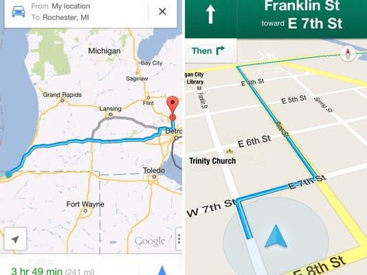 10 Tricks For Using The Google Maps App