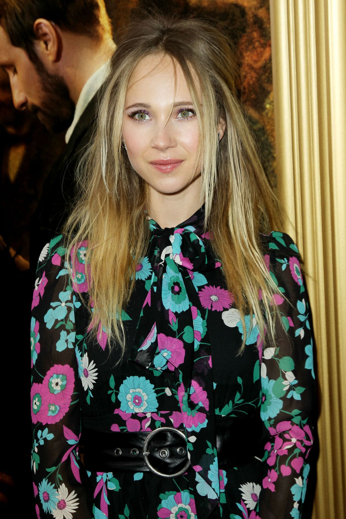 JUNO TEMPLE at Far from the Madding Crowd Screening in New York