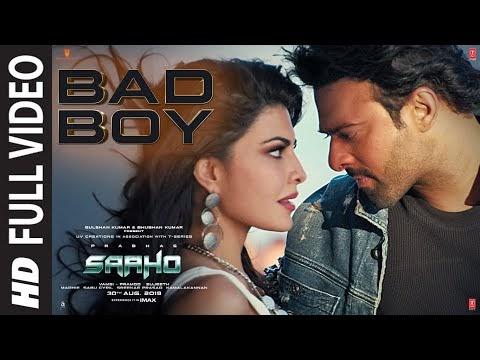 """""""Bad Boy"""" Saaho"""