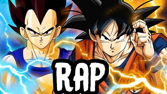 Rustage | Goku & Vegeta Rap Lyrics