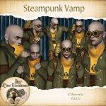 Steampunk Vamp