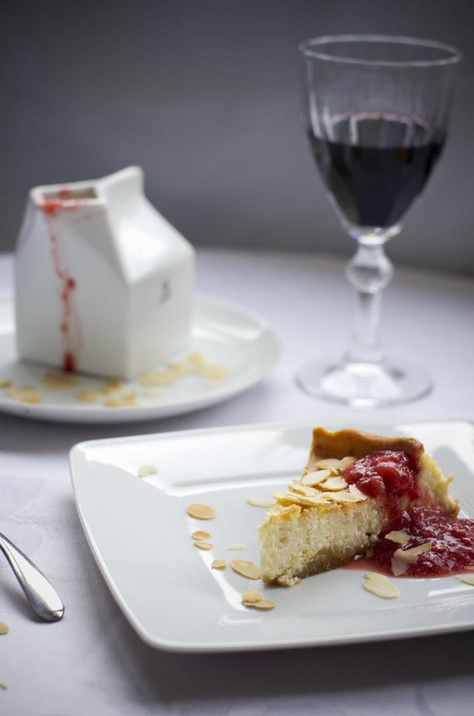Mandli-juustukook / Almond cheesecake