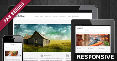 Orion Free WP Theme