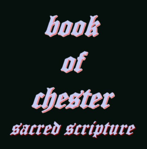 Book of Chester (sacred scripture)