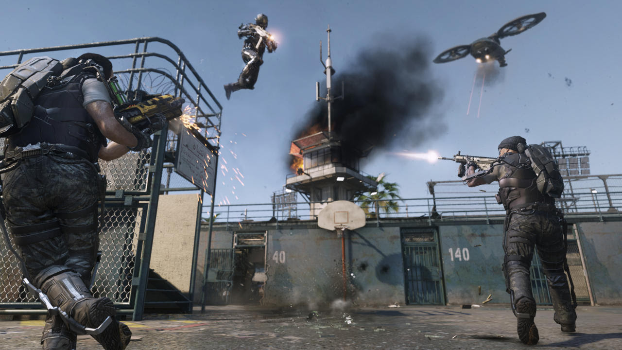 Call of Duty Advanced Warfare (2014) Full PC Game Single Resumable Download Links ISO