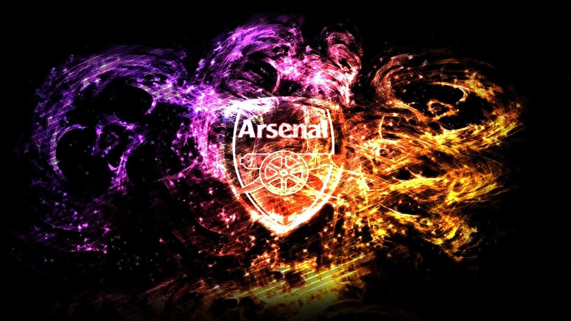 Sports soccer Arsenal FC logos premier league football ...