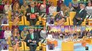 Cristina Ferreira mostra as suas belas pernas no Você na Tv