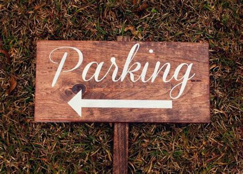 The 25  best Parking signs ideas on Pinterest   Happy