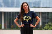 Nadine Chandrawinata Berterima Kasih kepada Menteri Susi