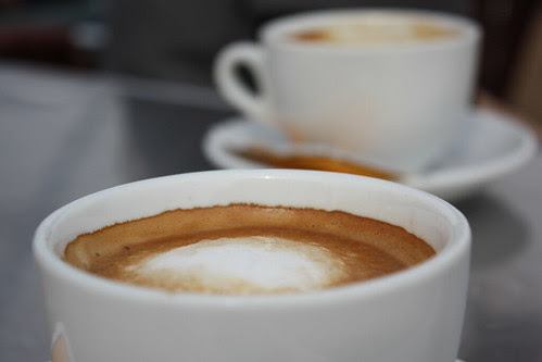 Café con leche - Milchkaffee by marfis75, on Flickr