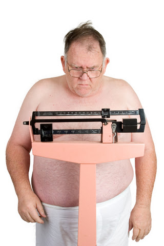 Image result for fat person on scale