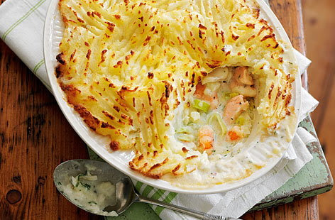 Perfect fish pie | Tesco Real Food