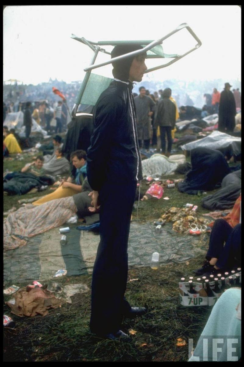 O festival de Woodstock em números e imagens 46