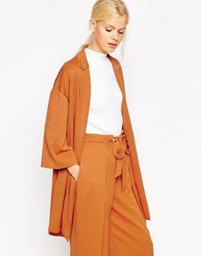 Kimono de conjunto de ASOS Premium