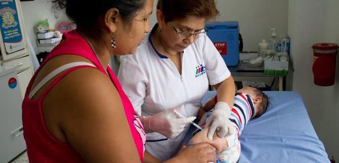 Con 2300 inoculados, se inició en Cali la Jornada Nacional de Vacunación