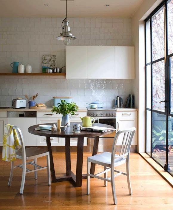 myidealhome: bonita cozinha (via Escola Styling sexta-feira)