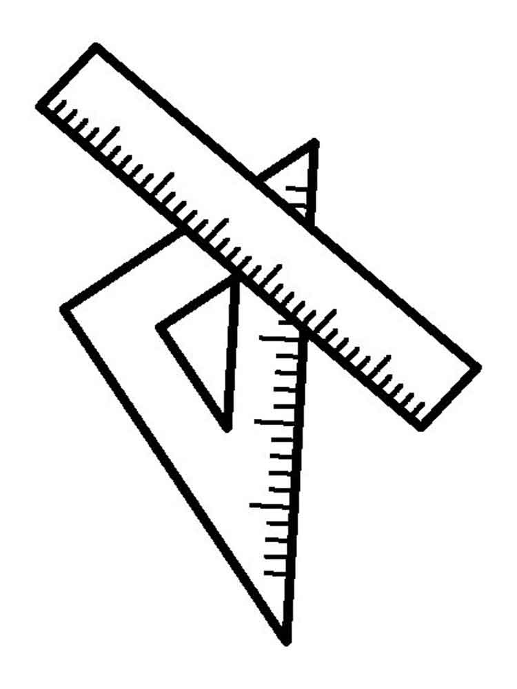 educational ruler coloring pages 9