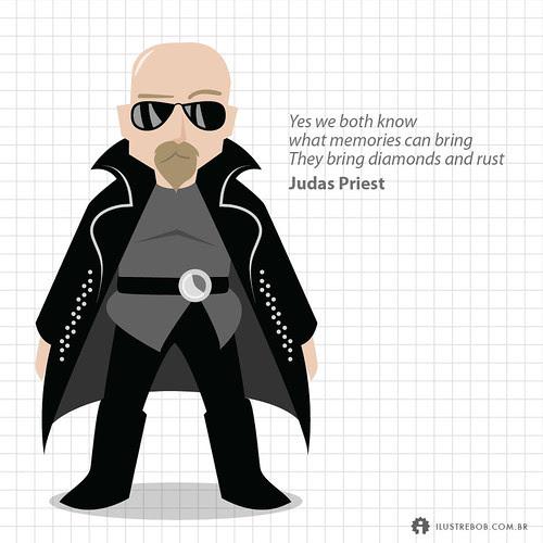 Judas Priest • Qual é a música?