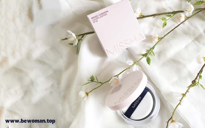 [Review] Phấn nước Missha M Magic Cushion SPF 50+ PA+++