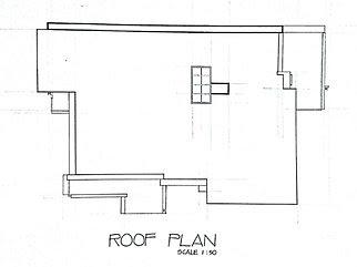 Resultado de imagen de schroder house roof