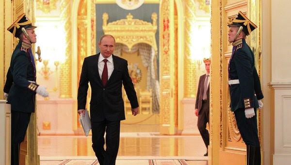 Putin con sus