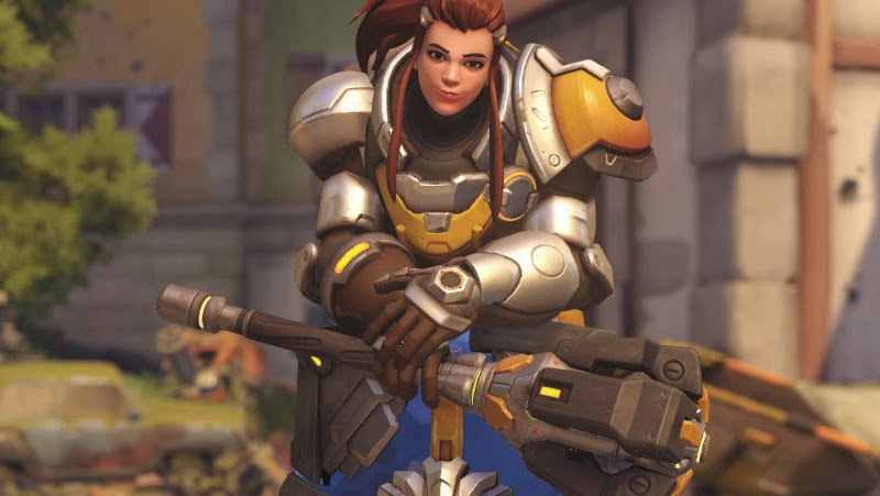 Brigitte Overwatch Wallpaper Hd