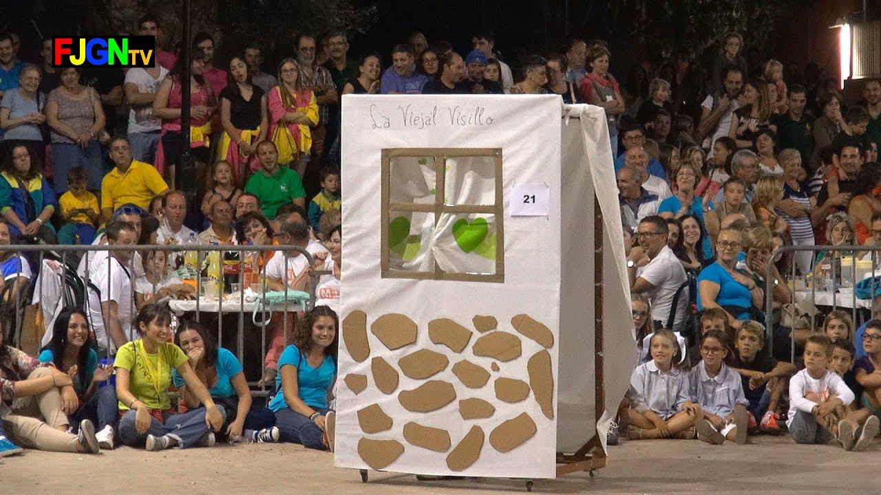 21. LA VIEJA DEL VISILLO - Disfraces - Festa La Vila 2014 - La Vilavella