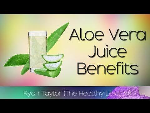 Aloe Vera Juice: Benefits and Uses