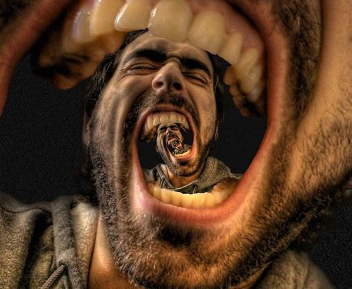 Eternal Scream by Josh Sommers.