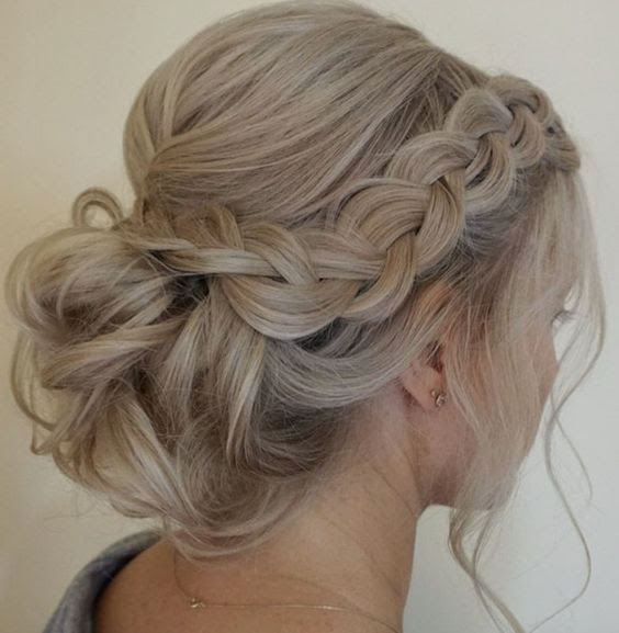 Come and See why You Can t Miss These 30 Wedding  Updos  for
