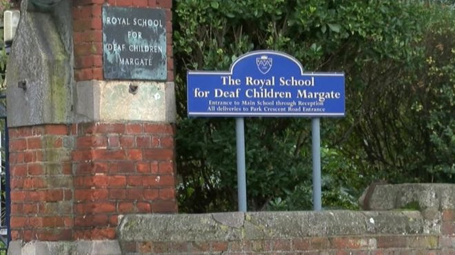 Royal School for Deaf Children