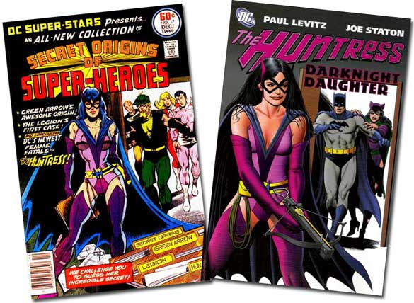DC Super-Stars #17/Huntress TPB