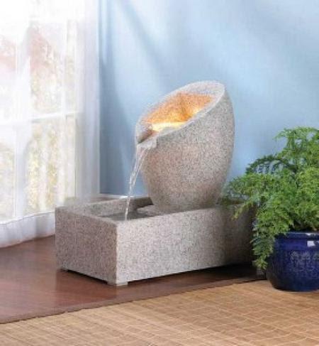 Wie man einen Brunnen zu Hause macht? Dekorative ...